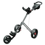 Five Series 3 Wheel Golf Trolley.